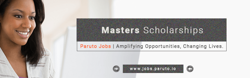 Scholarships—Masters—Paruto-Jobs