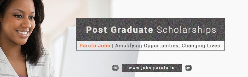 Scholarships—Post-Graduate—Paruto-Jobs