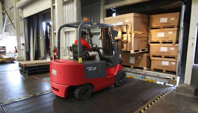 Forklift Driver Needed