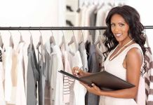 Retail manager