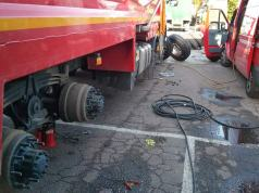 TRUCK TYRE FITTER NEEDED