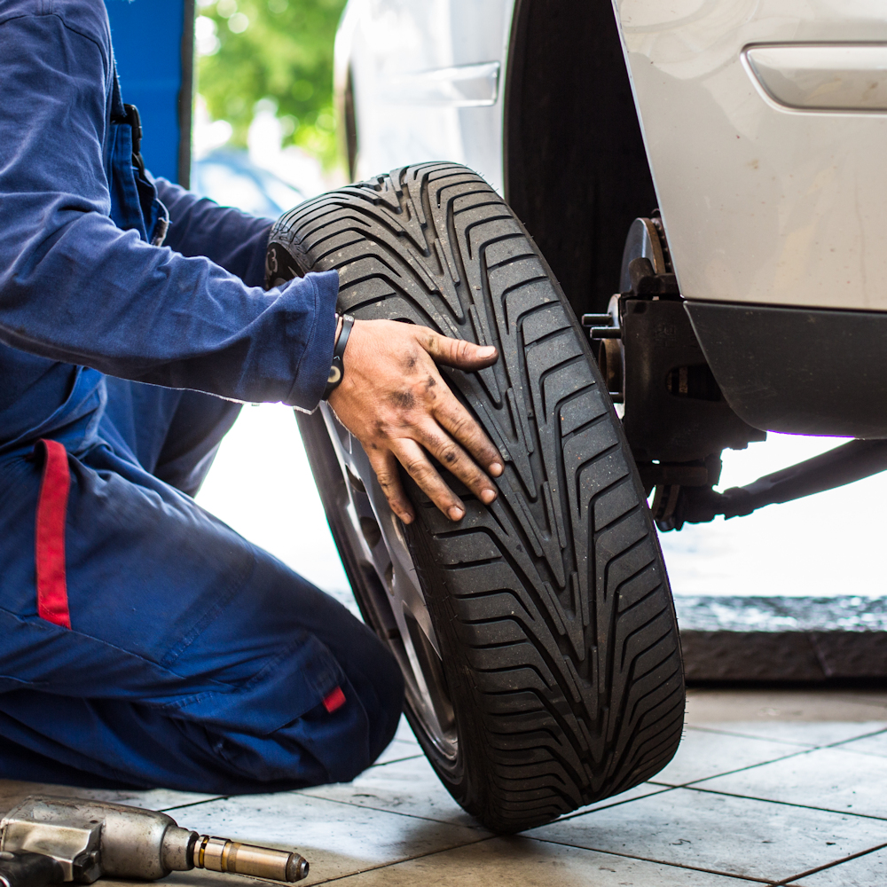 Tyre fitters