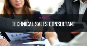 Technical Sales Consultant