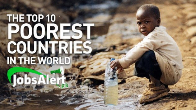 Top 10 Poorest Countries