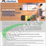 ABL Internship Program