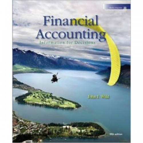 Financial accounting test - Test bank solutions