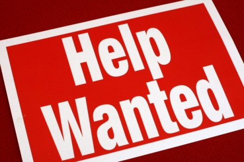 Help wanted summer jobs