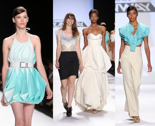 How To Become A Fashion Designer -Runway
