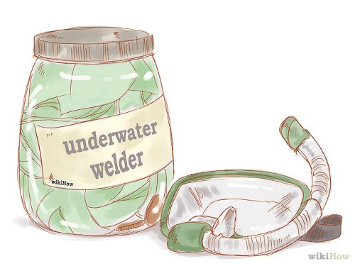 How to Become a Welder - Become an Underwater Welder