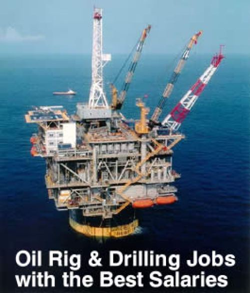 Entry level oil field jobs - Oil rig drilling jobs best salaries