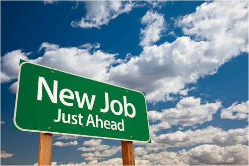 Finding a new job