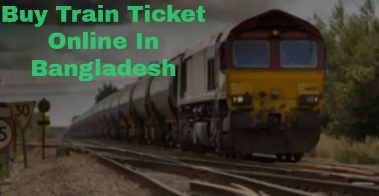 online train ticket bd