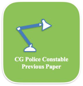 cg police constable previous years question paper download solved set old papers pdf answer key solved fully set