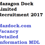 MDL Technical Staff Recruitment 2018 Vacancy 985 Posts