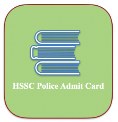 hssc police constable admit card 2018 download exam date hall ticket haryana staff selection commission sub inspector si