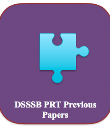 dsssb prt previous question paper download primary teacher paper