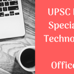 UPSC Recruitment 2018 Vacancy 53 Posts Dy Director Specialists Advt