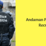 Andaman Police Constable Recruitment 2018 Vacancy 60 Posts