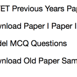 APTET Previous Years Question Paper Download PDF Solved MCQ