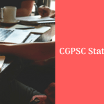 CGPSC State Services Exam Result 2017 2018 Prelims Merit List SSE