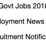 WB Govt Jobs 2018 Latest Govt Jobs in West Bengal Employment News
