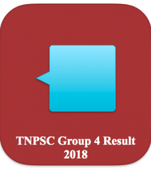 tnpsc group 4 result 2018 expected cut off marks publishing date tamil nadu public service commission