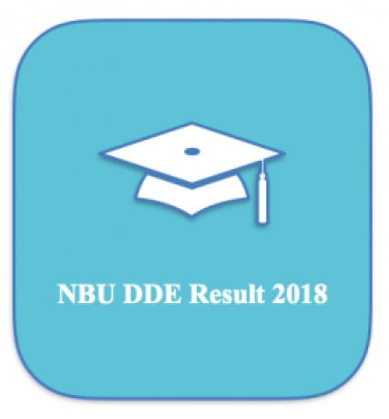 nbu dde result 2017 2018 merit list checking link of north bengal university distance education m.a part 1 part 2 ma msc result merit list name roll number wise check online