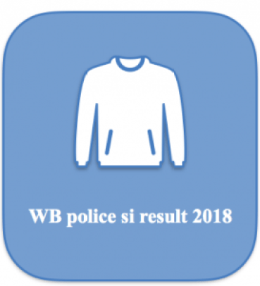 wb police si result 2018 sub inspector prelims exam merit list expected cut off marks check online sub inspector lady police si wbprb wbp policewb.gov.in