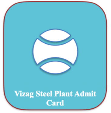 vizag steel plant junior trainee admit card 2018 download vsp jt exam date download rinl visakhapatnam hall ticket vizag steel plant ht admit card