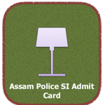 Assam Police SI Admit Card 2018 Download Exam Date Sub Inspector