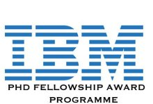 Photo of IBM PhD Fellowship Awards Program 2020/2021 for PhD Students Worldwide (Fully Funded)
