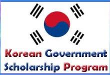Photo of Korean Government Scholarship Program 2020/2021 for study in South Korea