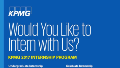 Photo of KPMG Graduate Trainee Programme for Nigerians