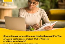 Photo of MTN Academic Research and Development Innovation Challenge 2019 (MTN ARDIC) for Postgraduate Students