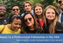 Photo of Atlas Corps Fellowship 2020 for Young Global Leaders (Fully Funded to United States)