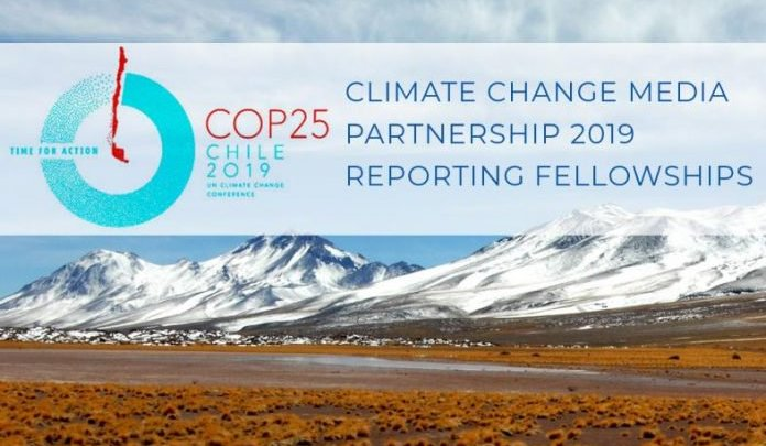 climate change media partnership fellowship jobsandschools