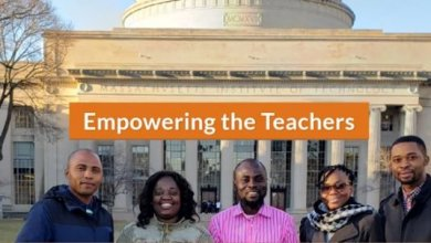 Photo of MIT Africa Empowering the Teachers Fellowship Programme 2020/2021 (Fully Funded to Massachusetts Institute of Technology (MIT), USA)
