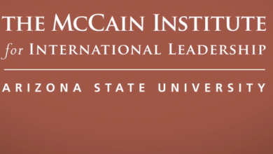 Photo of McCain Institute's Next Generation Leaders (NGL) Program 2020/2021 for emerging Leaders Worldwide