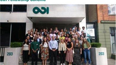 Photo of Overseas Development Institute (ODI) Fellowship Scheme 2020/2022 for professionals