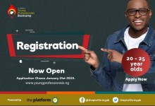 Photo of The Platform Young Professionals Bootcamp (YPB) 2020