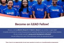 Photo of LEAP Africa iLEAD Fellowship Programme 2019 for NYSC Members
