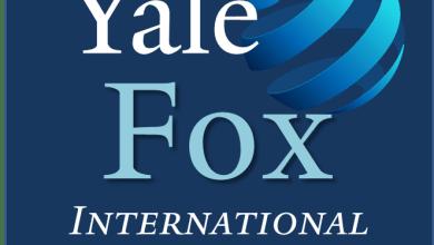 Photo of Yale Fox International Fellowship 2020 graduate student exchange program