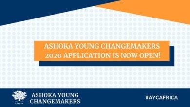 Photo of Ashoka Young Changemakers Programme 2020