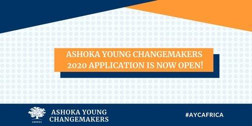 Ashoka Young Changemakers Programme 2020