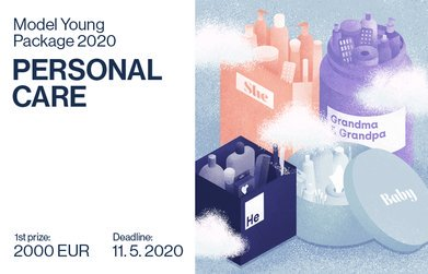 Model Young Package Competition 2020 for Designers Worldwide