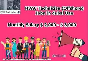 offshore hvac technician jobs in abu dhabi, tyco offshore jobs, oil field hvac jobs,