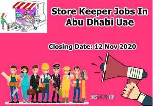 Store Keeper Jobs In Abu Dhabi Uae,store keeper jobs in uae government, store keeper jobs in abu dhabi 2020, store keeper jobs in uae walk in interview, store keeper jobs in gulf, store keeper cv, naukrigulf, gulf jobs uae, dubizzle,