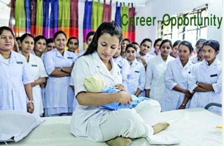 Midwifery Nursing Jobs Circular 2019
