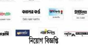 Today Newspaper Publish Jobs Circular