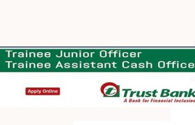 Trust Bank Job Circular 20219